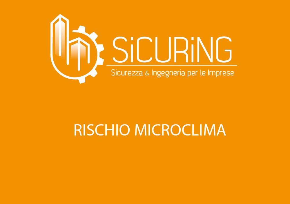 Rischio Microclima