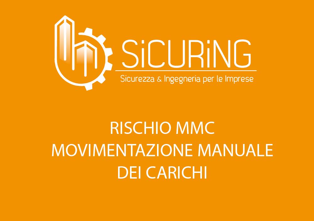 Rischio MMC – Movimentazione manuale dei carichi